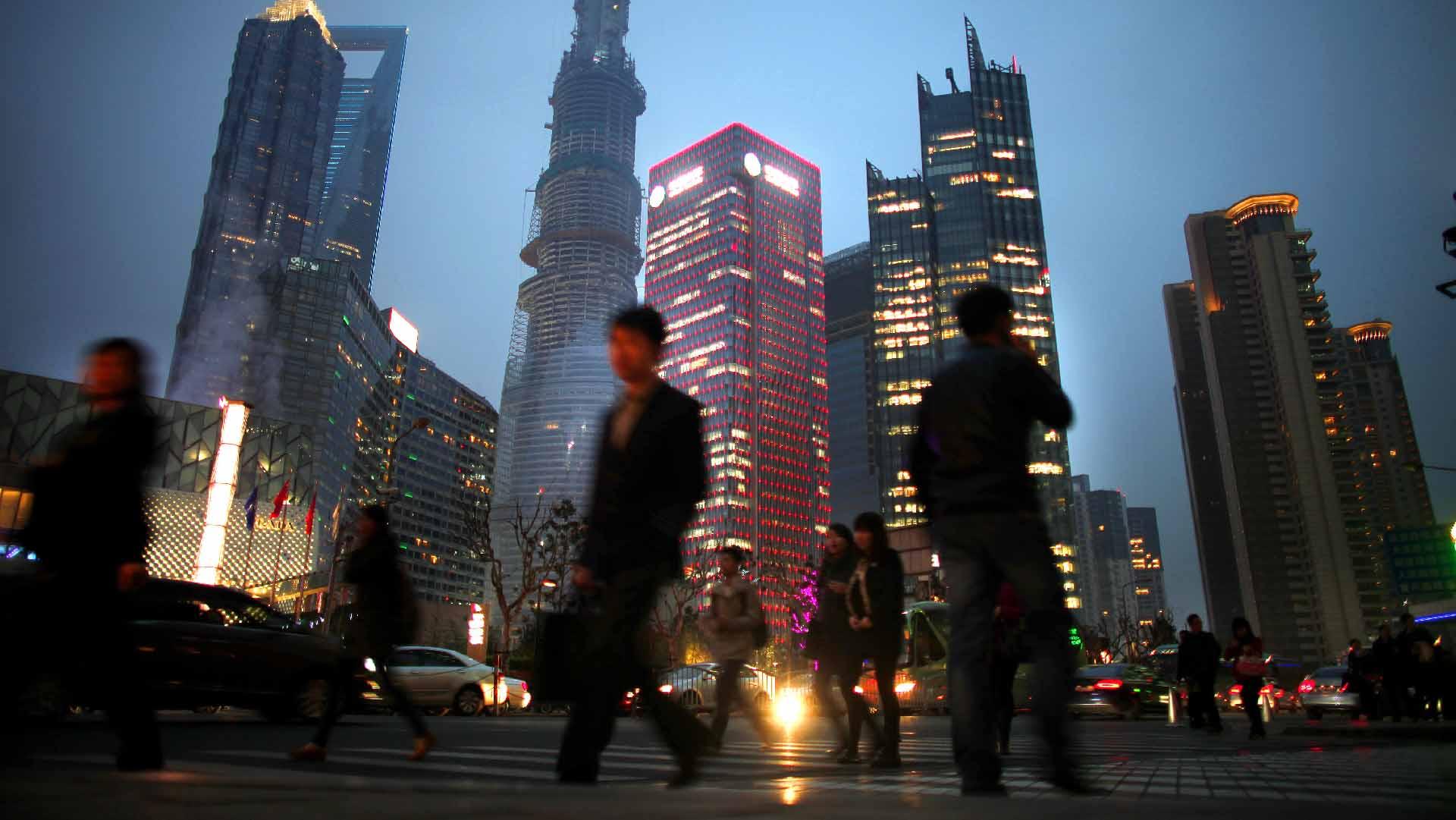 Imponente urbanizzazione e crescita del potere d'acquisto